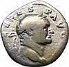 Roman Denarius, Vespasian, 69-79 AD