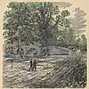 Stone Bridge Over The Antietam Harper's 1862