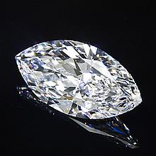 Bianco 4 Carat Marquise Cut Diamond