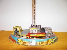 Toy-Marx Train