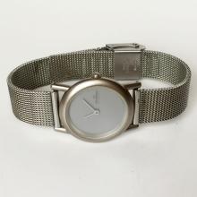 SKAGEN DENMARK round ladies watch with mesh bracelet