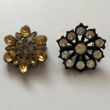 Lot of 2 pins