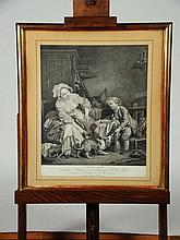 D'après Jean Baptiste GREUZE gravé par LEBAS et CARS