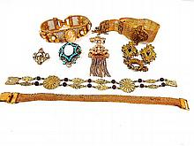 Costume Lot Jewelry