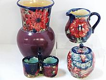 Mrazek Czech Art Pottery