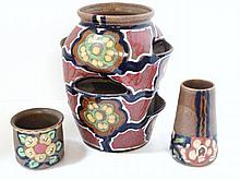 Carl Gebruder German Art Pottery