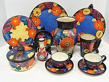 Czech Art Pottery