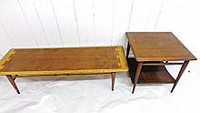 Pair Lane Danish Design Tables