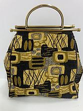 Deco Tapestry Handbag