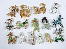 Lot Dog Pins