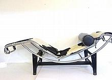 LeCorbusier Chaise Lounge