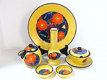 J. Mrazek Czech Art Pottery
