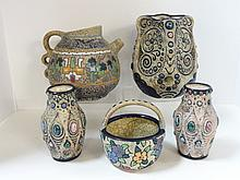 Amphora Pottery Lot