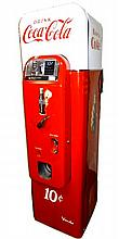 Vendo 44 Coke Machine