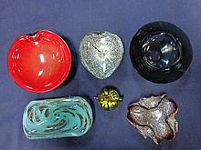 Murano Glass Grouping