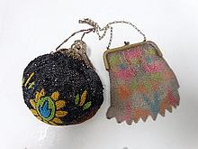 Antique Victorian Purses