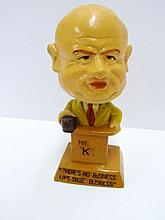 Nikita Khrushchev Bobble Head Nodder