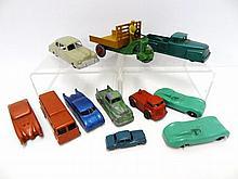 Dinky Motorcart & Midgetoy Cars