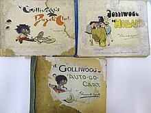 The Golliwoggs Books