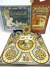 McLoughlin Games of Ambuscade, The Boy Toymaker