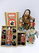 Vintage Oriental Dolls