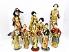 Oriental Doll Grouping,