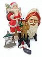Die Curt and Dresden Style Santas