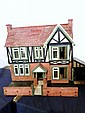 Vintage English Dolls' House