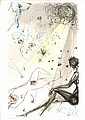 Salvador Dali, Spanish 1904-1989-
