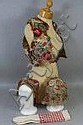 A collection of Eastern European national costume,