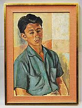 Edgar Ritchard, Australian/British 1908-1984- Port