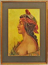 Bella N Birch, British, early 20th century- Portra