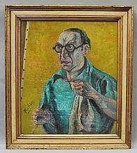 Cyril Joshua Ross OBE ROI, British 1891-1973- ''Se