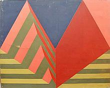Alfred Young, British b.1936- ''Eighth Still Life'