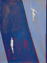 Riduan Tomkins, British/New Zealander 1941-2009- '