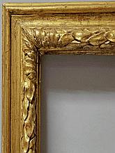 An Italian Carved and Gilded Frame, early 19th  ce