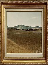 Andrew S Coates, British/New Zealand b.1955- ''Bur