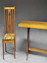 A Reynolds and Ludlow teak dining room suite, 20th
