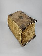 A copy of the 1649 Elector bible, from a translati