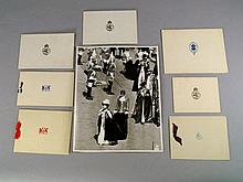 A collection of Royal Memorabilia relating to the