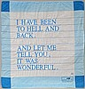 Louise Bourgeois, French 1911-2010- ''I Have Been, Louise Bourgeois, £0