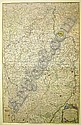 Alexis Hubert Jaillot 1632-1712- 'Carte Des Paris