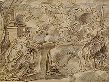 Follower of Francesco Solimena, Italian 1657-1747-