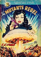 Tubb(E.C.)The Mutants Rebel, E. Ratcliff wrapper,