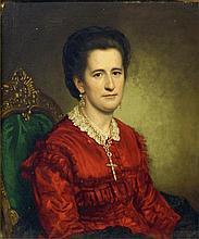 George Peter Alexander Healy, American 1813-1894-