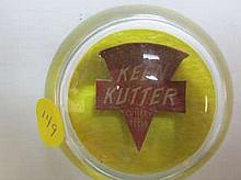 KEEN KUTTERPAPER WEIGHT