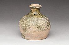 VASE. Terracotta. Roman period.VASE. Terre cuite à