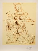 Dali: Disintegrating Mother and Child