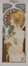 Art Nouveau, Art Deco and fine lithographs