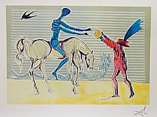 Dali: Don Quixote - The Gift of Mandrino